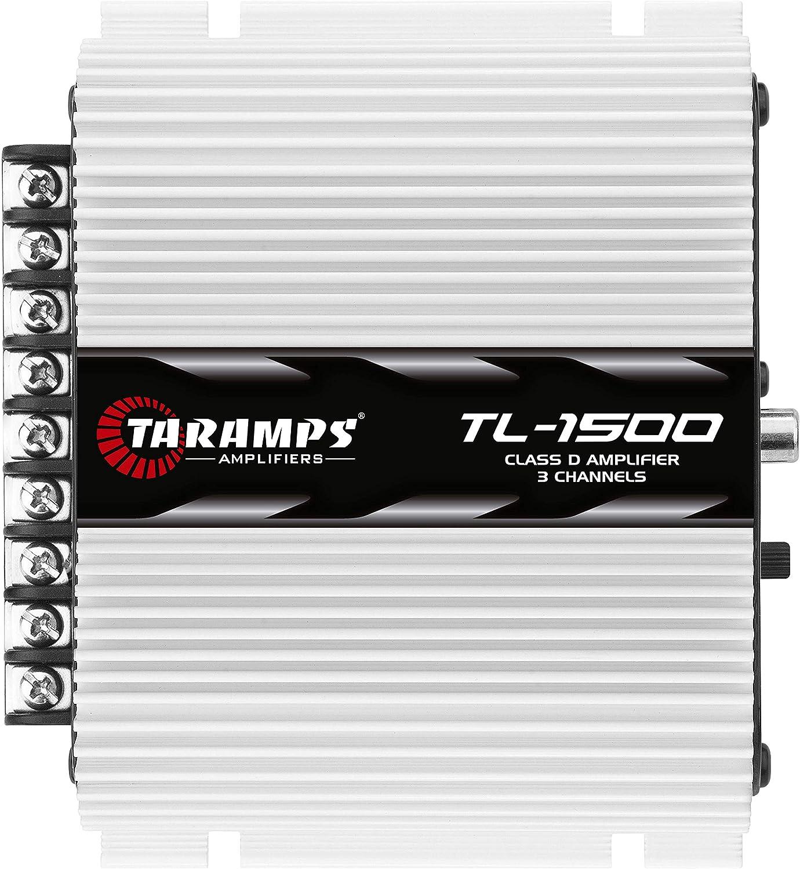 Taramp's TL 1500 3 Channel 390 Watts Amplifier