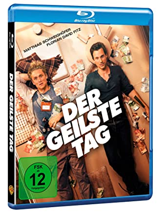 Der Geilste Tag [Blu-ray]: Amazon.de: Florian David Fitz, Matthias ...
