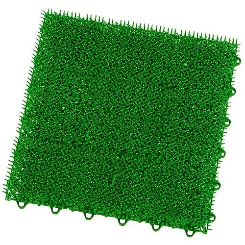 組み立てもカスタマイズも簡単!山崎産業の人工芝「若草ユニット」