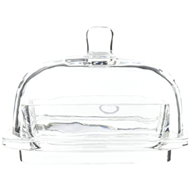 Abbott Collection Large Rectangle Covered Butter Dish