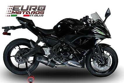Kawasaki Ninja 650 2017 Gpr Silenciador Slip-On Furore Nero ...