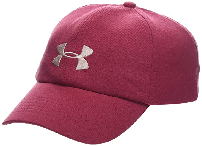Under Armour UA Renegade Cap Gorra, Mujer, Rosa Impulse Pink ...