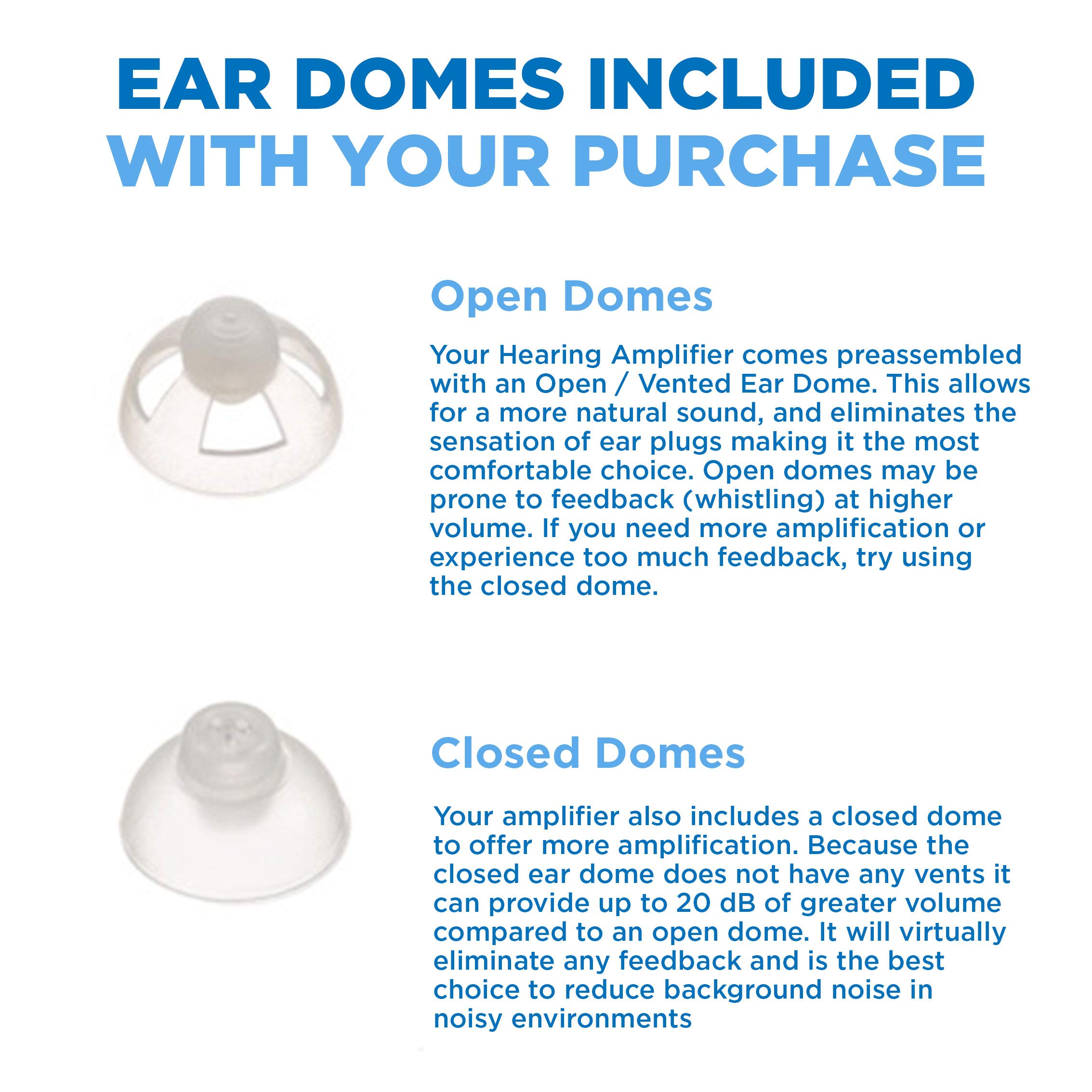 Otofonix Elite Hearing Amplifier to Assist and Aid Hearing for Adults and Seniors (Left Ear, Beige)