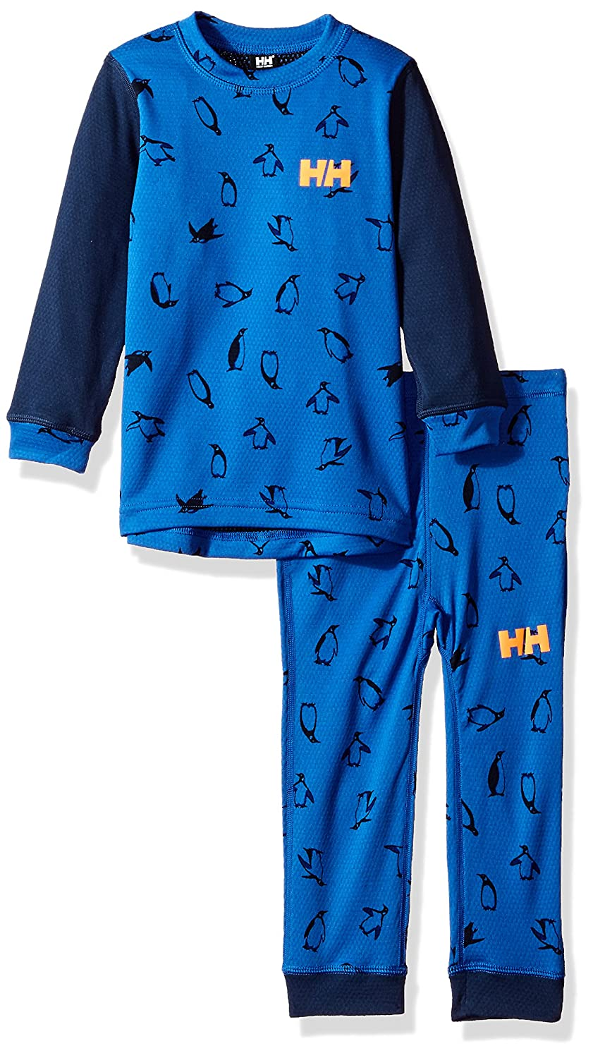 Helly Hansen Kid's Lifa Active Base Layer Set B06XHC4NRD-p