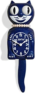 product image for Kit Cat Klock Limited Edition Lady (Galaxy Blue)