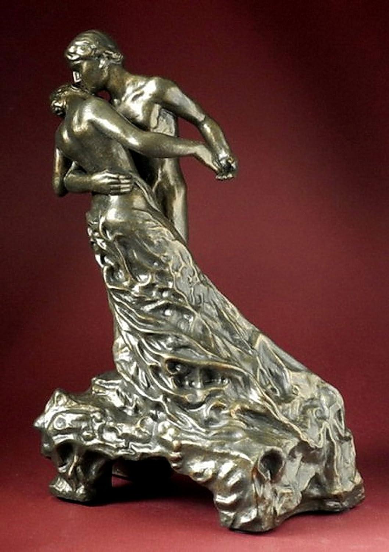 La valse de la valse-L-CAMILLE CLAUDEL sculpture musée Edition cc02 Parastone