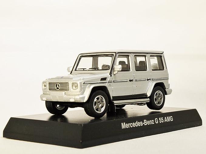 Mercedes Benz AMG G-55  Black W463 ** KYOSHO 1:64 OVP