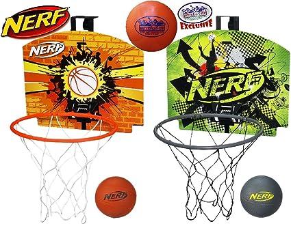 Amazon.com: Nerf n-sports nerfoop Canasta de baloncesto ...