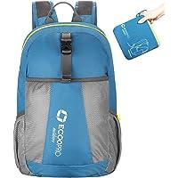 ECOOPRO 20L Lightweight Packable Backpack (Blue)