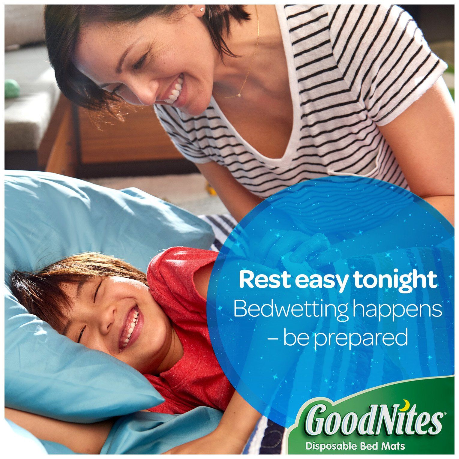 GoodNites Disposable Bed Mats, 36 Count by GoodNites (Image #4)