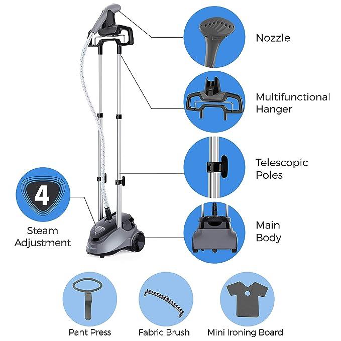 Amazon.com: PurSteam – Vaporizador profesional de tamaño ...
