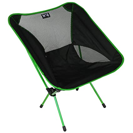 Astonishing Lightweight Ultra Light Folding Camping Chair Portable Bralicious Painted Fabric Chair Ideas Braliciousco