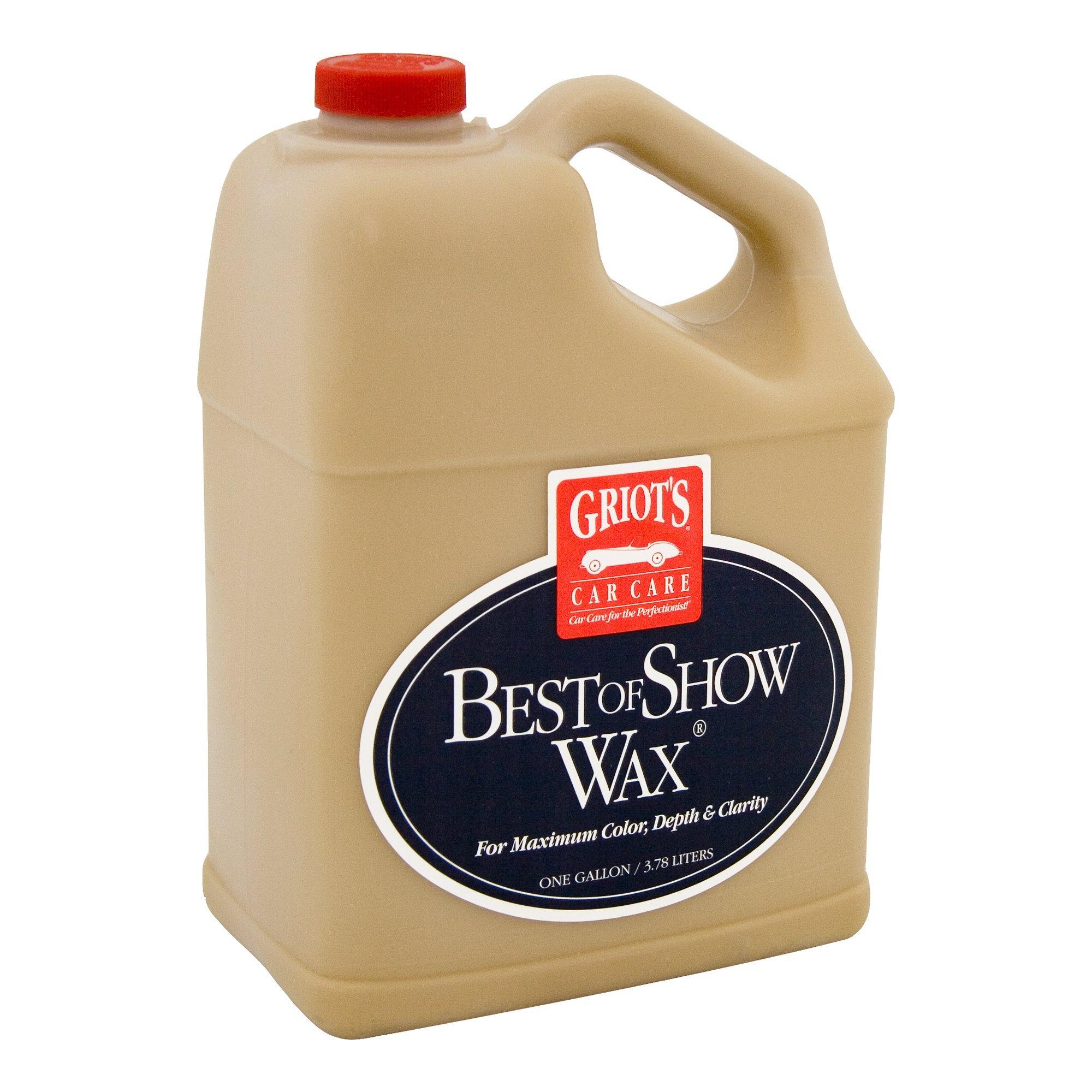 Griot's Garage 11190 Best of Show Wax Gallon