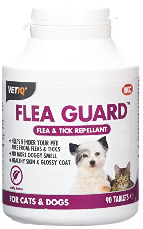 Mark & Chappell - Flea Guard Repelente De Pulgas Y ...