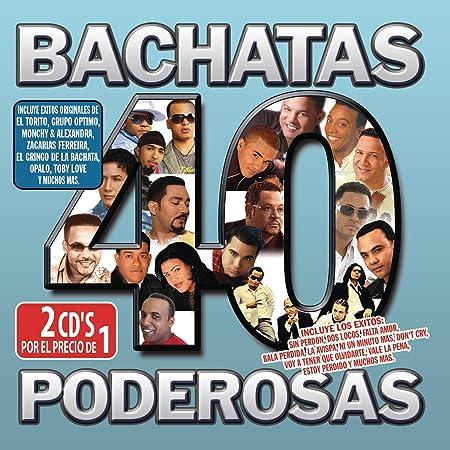 Various 40 bachatas poderosas amazon. Com music.