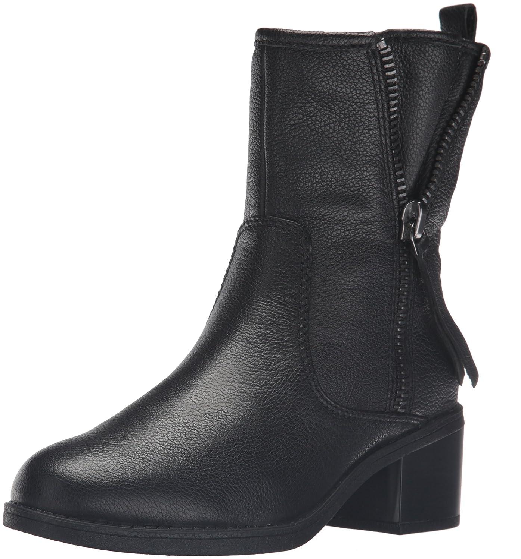 CLARKS Women's Nevella Devon Boot B019JTFQ1K 7 B(M) US|Black Leather