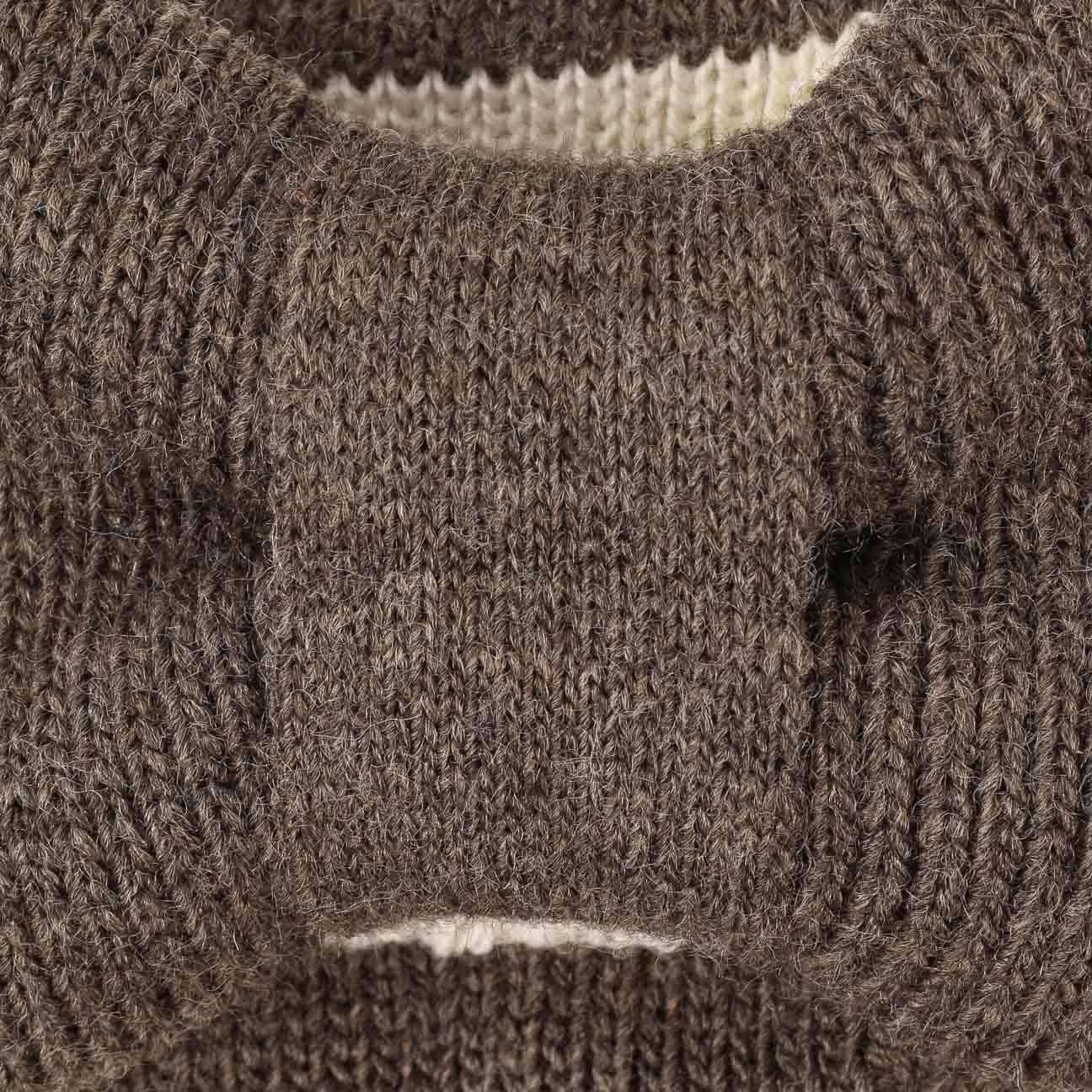 - melierte Farben Ohrensch/ützer Ohrenw/ärmer Herbst//Winter Headband in One Size 55-60 cm Lierys Lazo Stirnband mit Schleife Damen - Made in Germany 7,5 cm breit