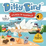 DITTY BIRD Baby Sound Book: Our Sounds of Australia Musical Book is The Perfect Toys for 1 Year Old boy and 1 Year Old…