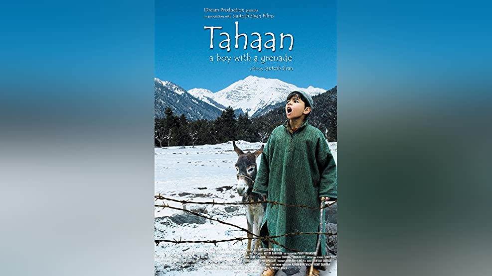 Tahaan - A boy with a grenade