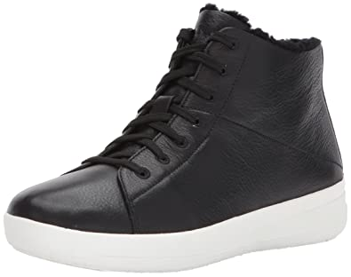 e7a59f97e Fitflop F-Sporty High Top Sneakers  Amazon.co.uk  Shoes   Bags