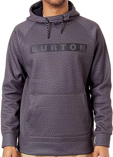 Sweat À Capuche Snowboard Burton Crown Bonded True Noir