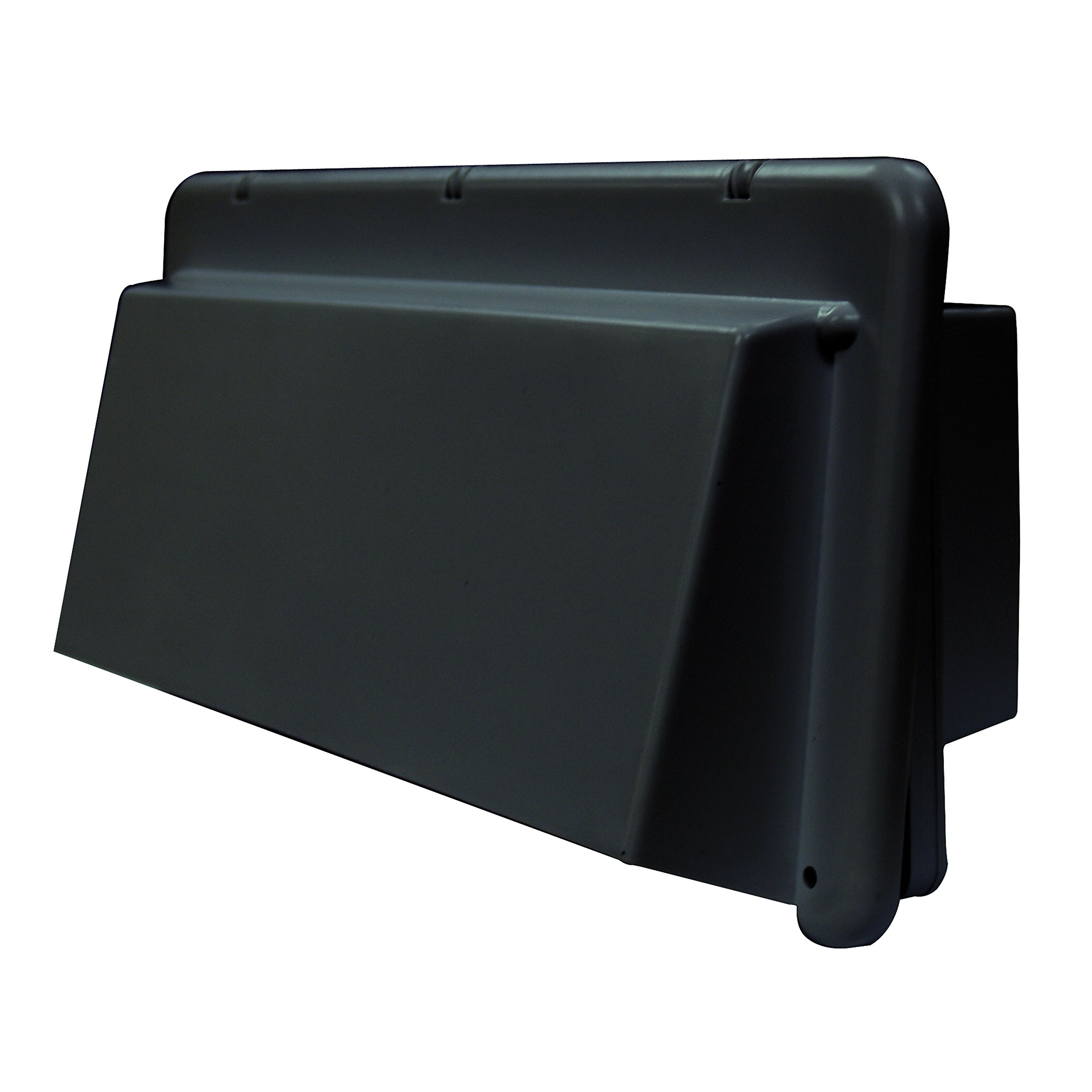 Heng's J116BK-C Range Vent Exhaust Cover - Black by Heng's