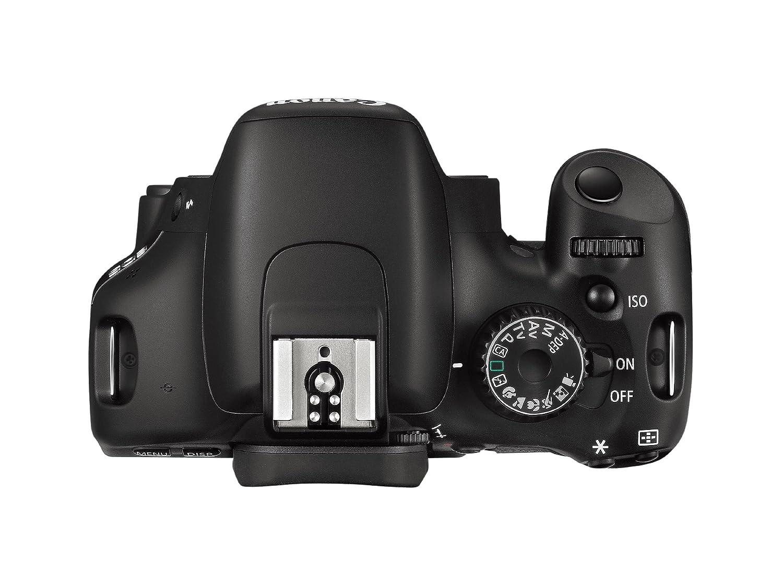 Canon EOS 550D - Cámara Réflex Digital 18.7 MP (Cuerpo): Amazon.es ...
