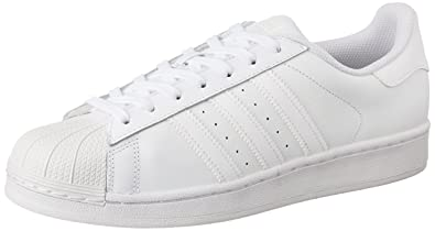 adidas Originals Originals Men's Superstar Ftwwht Leather Sneakers - 10  UK/India (44.67 EU