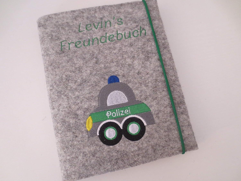 dick gebunden für Schulfreunde Poesie A5 Meine Freunde Buch Pirat für Jungen