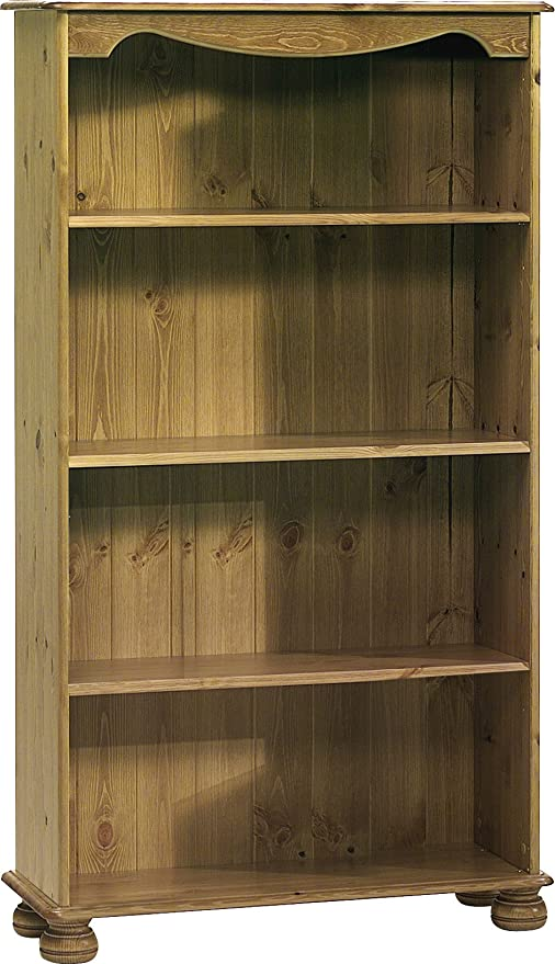 pine knotty bookcase foter explore bookcases