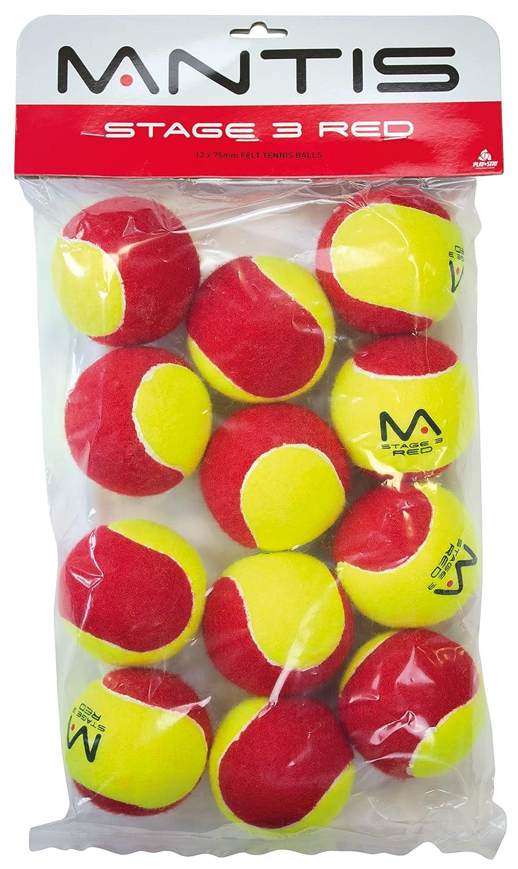MANTIS Mini Tennis Red Balls TSB107