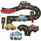 Edushape Magic Creations Traffic Fun Bath Toy