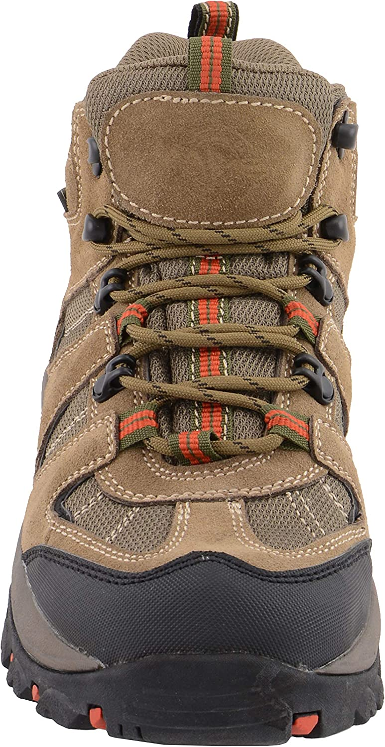 Milwaukee Performance Mens Waterproof Hiking Boot Brown Size 7 MBM9150-BROWN-7