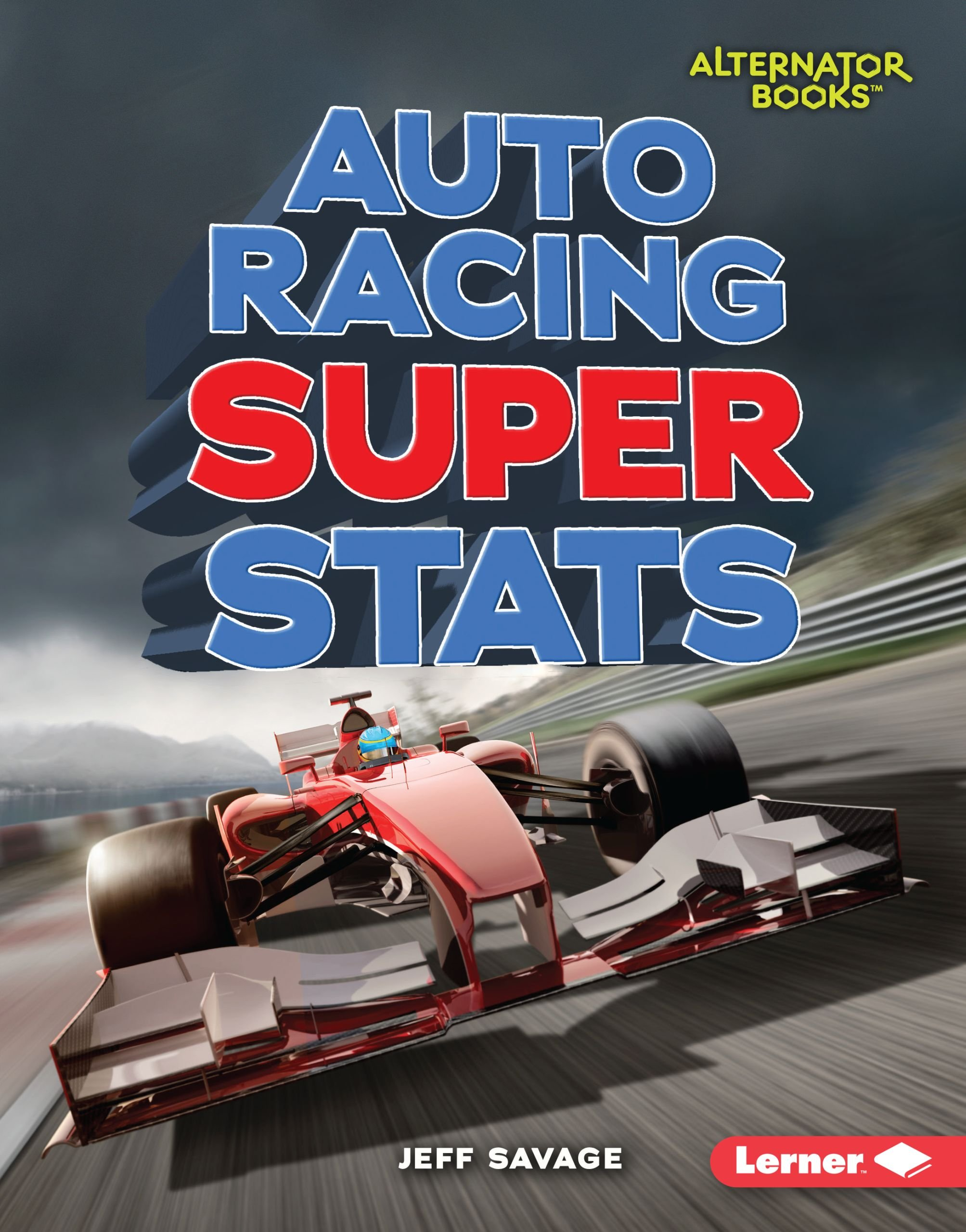 Auto Racing Super STATS (Pro Sports Stats)