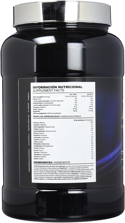 BigMan Zero Whey Protein Isolate 907 gr Chocolate: Amazon.es: Salud y cuidado personal