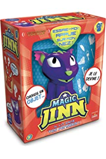 85165 Jinn Coloris Goliath Magic Animal 012 Interactif yOPNwnvm80