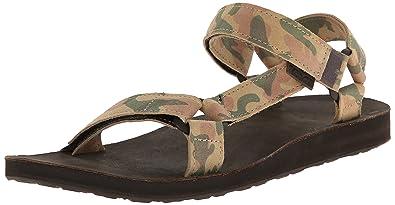 Teva Men's Original Universal Camo Sandal, Camo, ...