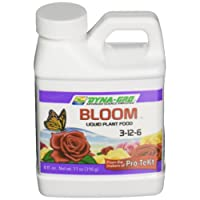 Dyna-Gro Blm-008 Bloom 3-12-6 Plant Food, 11-Ounce