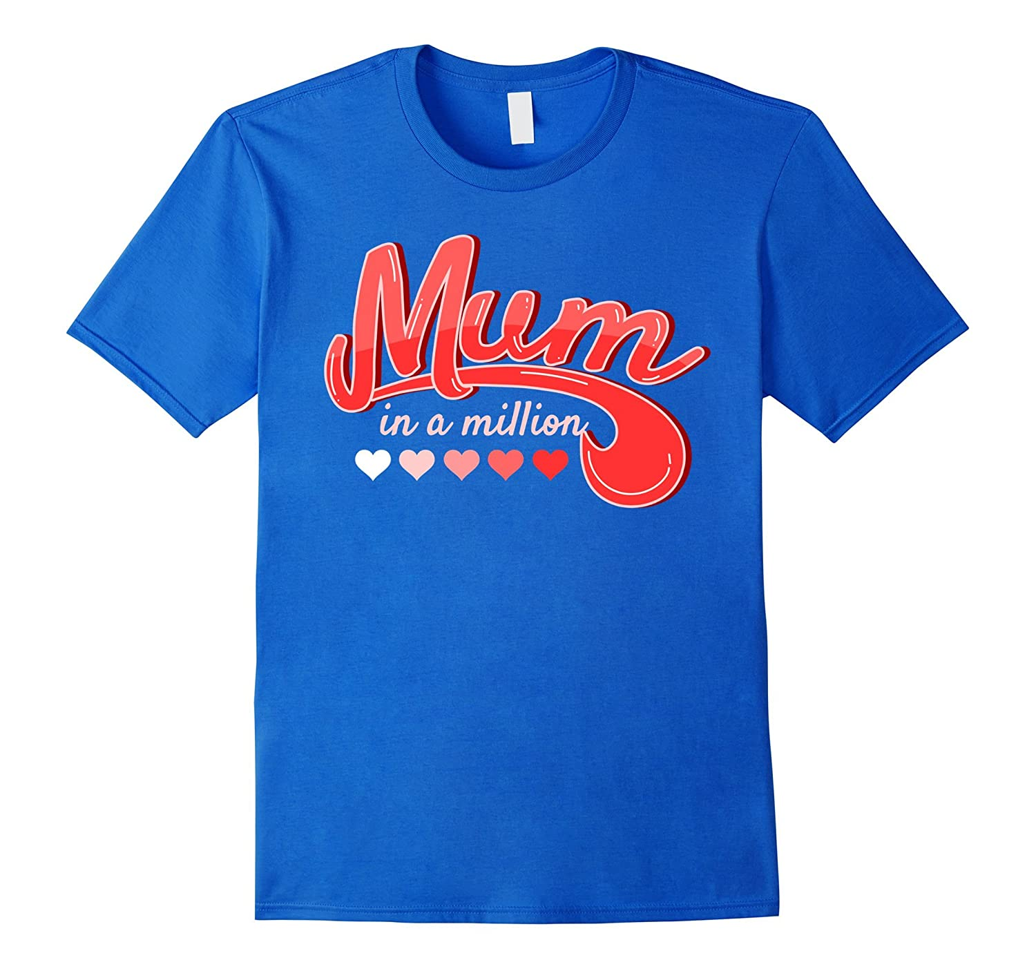 Mum In A Million T-shirt Mother-TH
