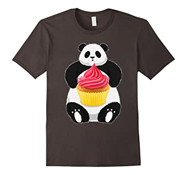 Amazon Com Cute Panda Cupcake Shirts For Women Panda Shirts Teen