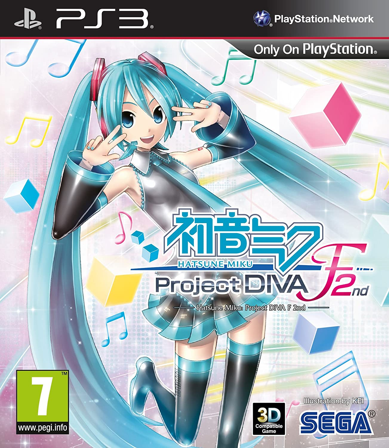 Hatsune Miku: Project Diva F 2Nd [Importación Inglesa]: playstation vita: Amazon.es: Videojuegos