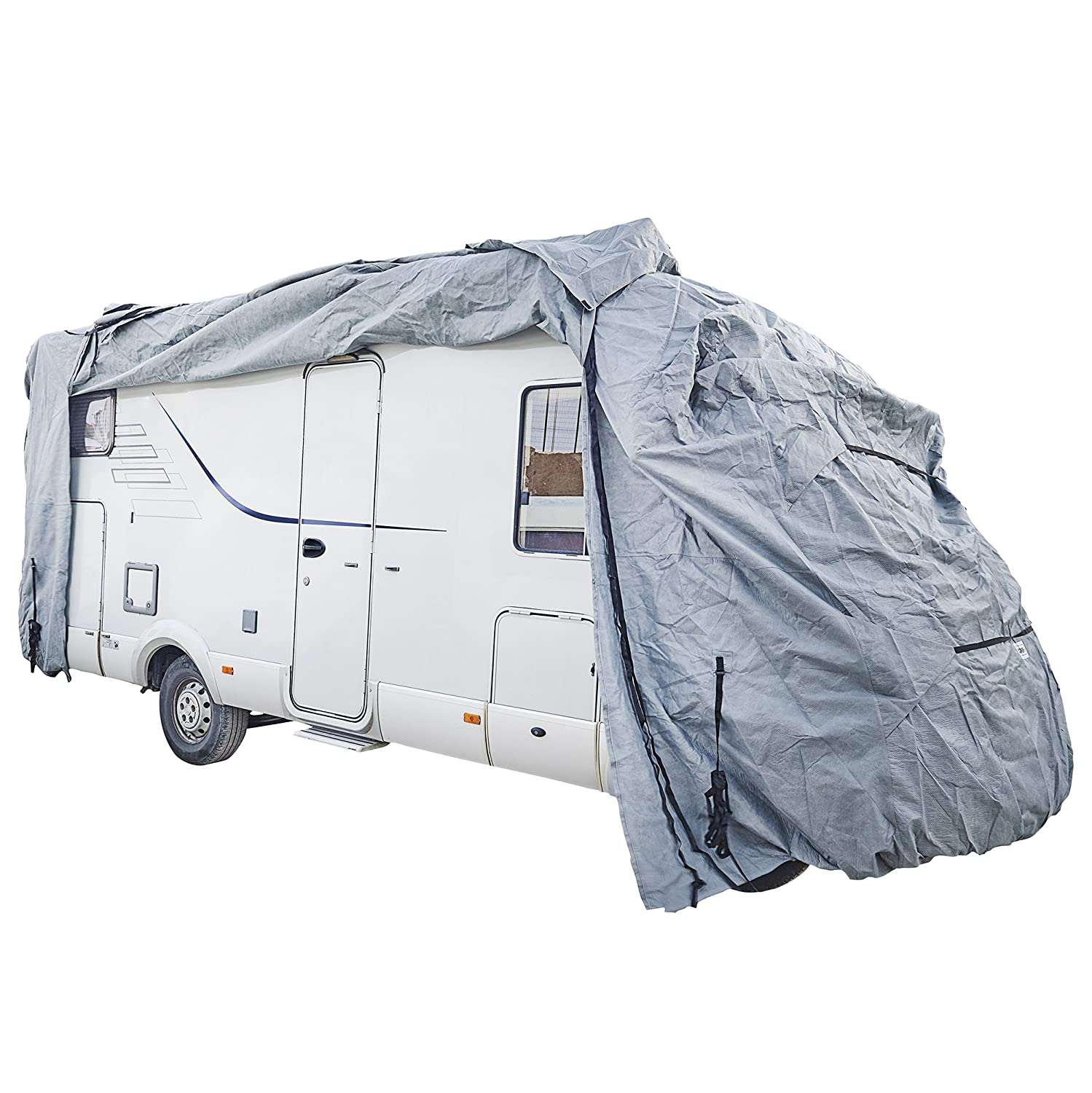 SUMEX Motorhome Cover Fits Breathable Water Resistant 5.0-5.5 m COVDH55