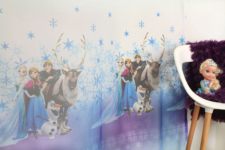 Disney Frozen Passanti 245/x 140/cm Bianco Poliestere