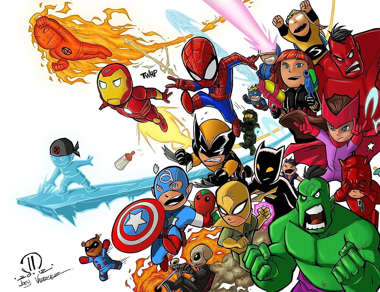 sdore Marvel Los Vengadores Hulk Ironman fiesta de ...