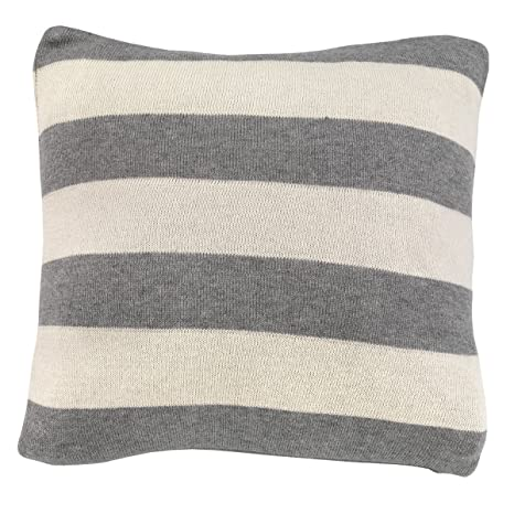 30 x 30 cm Cambrass Square Pillow Doty Grey