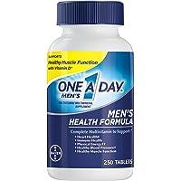 2 x 250-Count One A Day Men's Health Formula Multivitamin