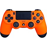 Sony PS4 DualShock 4 Wireless Controller - Sunset Orange