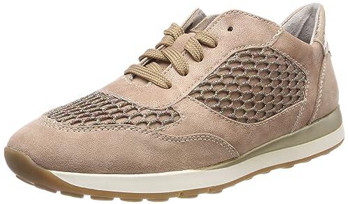 Jana 23612, Sneakers Basses Femme, Rose (Rose Comb 502), 38 EU