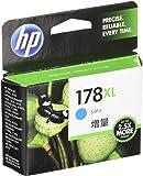 HP 178 純正 インクカートリッジ シアン (増量) HP 178XL CB323HJ