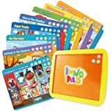 BEST LEARNING INNO PAD Smart Fun Lessons - Educational Tablet Toy to Learn Alphabet, Numbers, Colors, Shapes, Animals, Transp